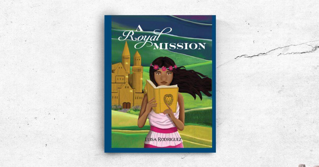Christian fairytale book for girls