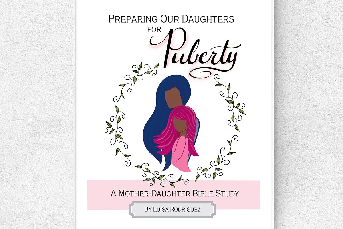 christian book for tweens on puberty